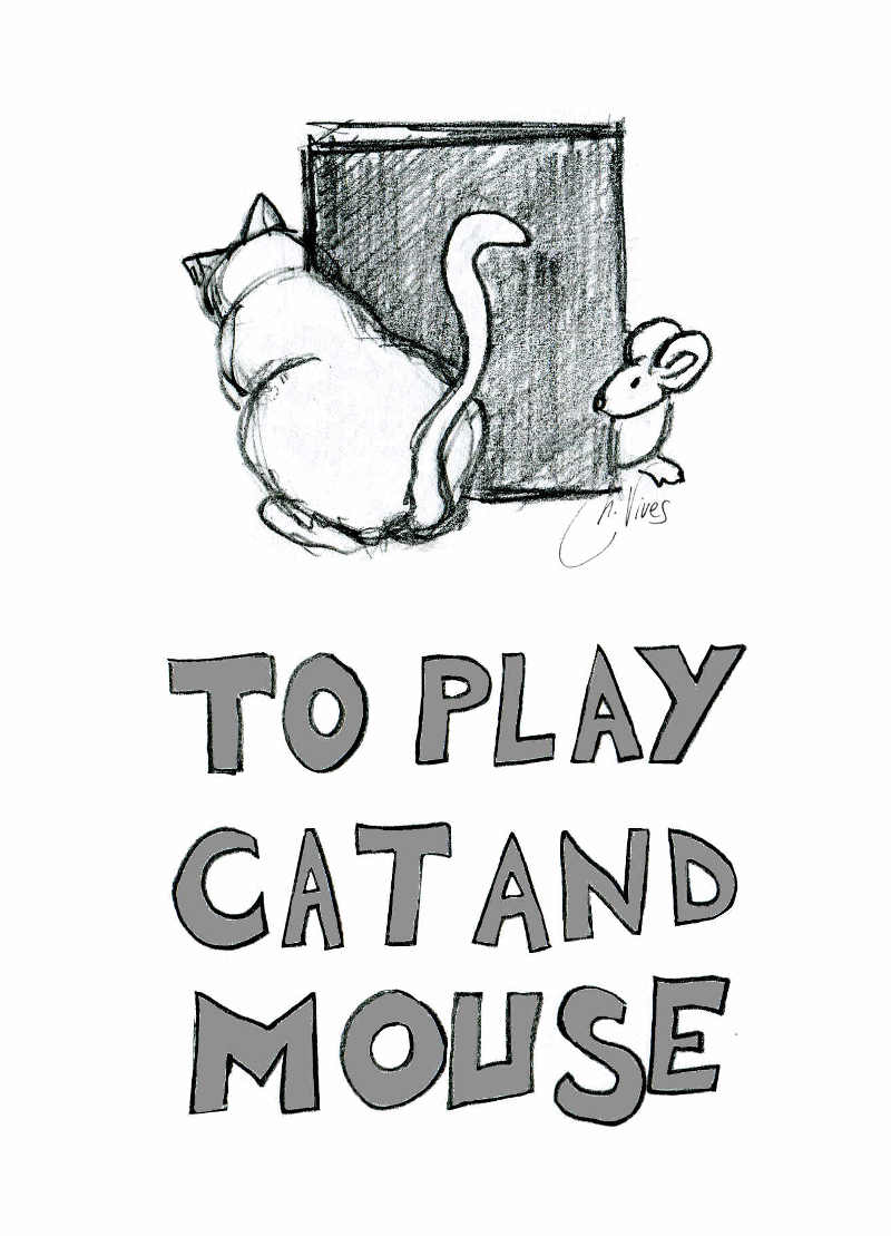to-play-cat-and-mouse-by-nuria-vives